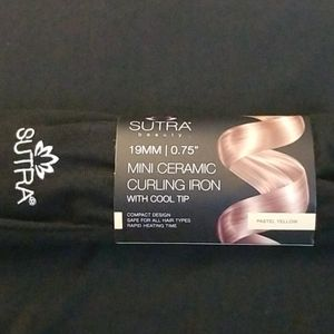 NWOT Sutra Beauty Mini Ceramic Curling Iron